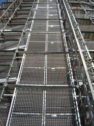 300kg Single Barrow Materials Hoist Hire | Conveying