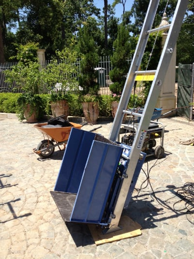 Ladder Lifts Conveying Amp Hoisting Solutions