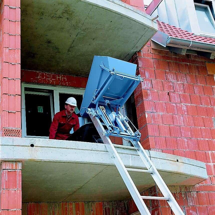 Tipping Ladder